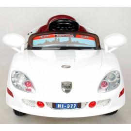 """Электроавтомобиль Porsche """"River Auto"""" на резиновых колесах"""