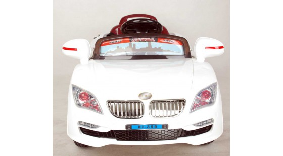 Электроавтомобиль BMW радиоуправляемый на резиновых колесах