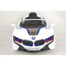 """Электроавтомобиль BMW """"River Auto"""" на резиновых колесах"""