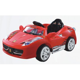 "Электроавтомобиль Ferrari 8888 ""River Auto"""