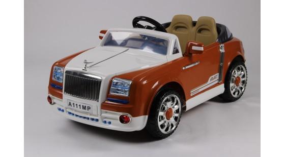 "Электроавтомобиль Rolls-Royce 6666 ""River Auto"""