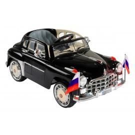 """Электроавтомобиль Волга ГАЗ-21 """"River Auto"""" на резиновых колесах"""