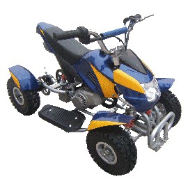 Бензиновый мини квадроцикл для детей от 3-х лет DS-ATV13